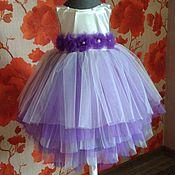 Платья ручной работы. Ярмарка Мастеров - ручная работа Платье Воздушное. Handmade.