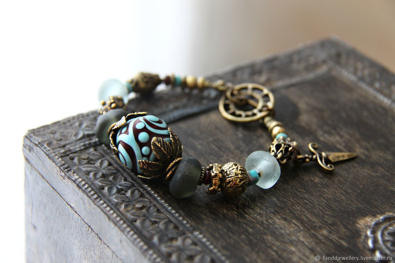 Bracelet Bospor, Bead bracelet, Moscow,  Фото №1