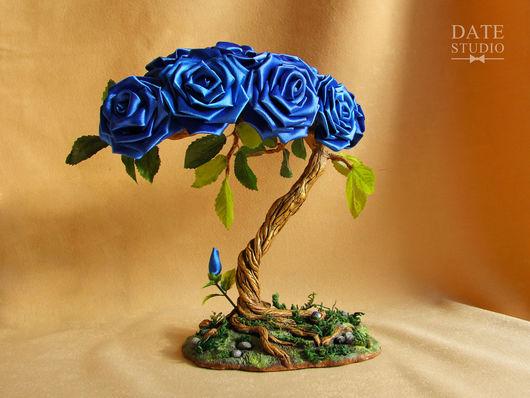 топиарий с розами от date studio
