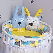 handmade. Livemaster - original item Set in a baby cot. Handmade.