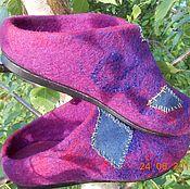 Обувь ручной работы handmade. Livemaster - original item Clogs mules Bhodgins.. Handmade.