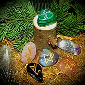 Amulet handmade. Livemaster - original item Stones - Talismans, a series of