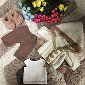 Одежда для кукол ручной работы. Ярмарка Мастеров - ручная работа Одежда для кукол: Одежда для игрушек на заказ. Handmade.