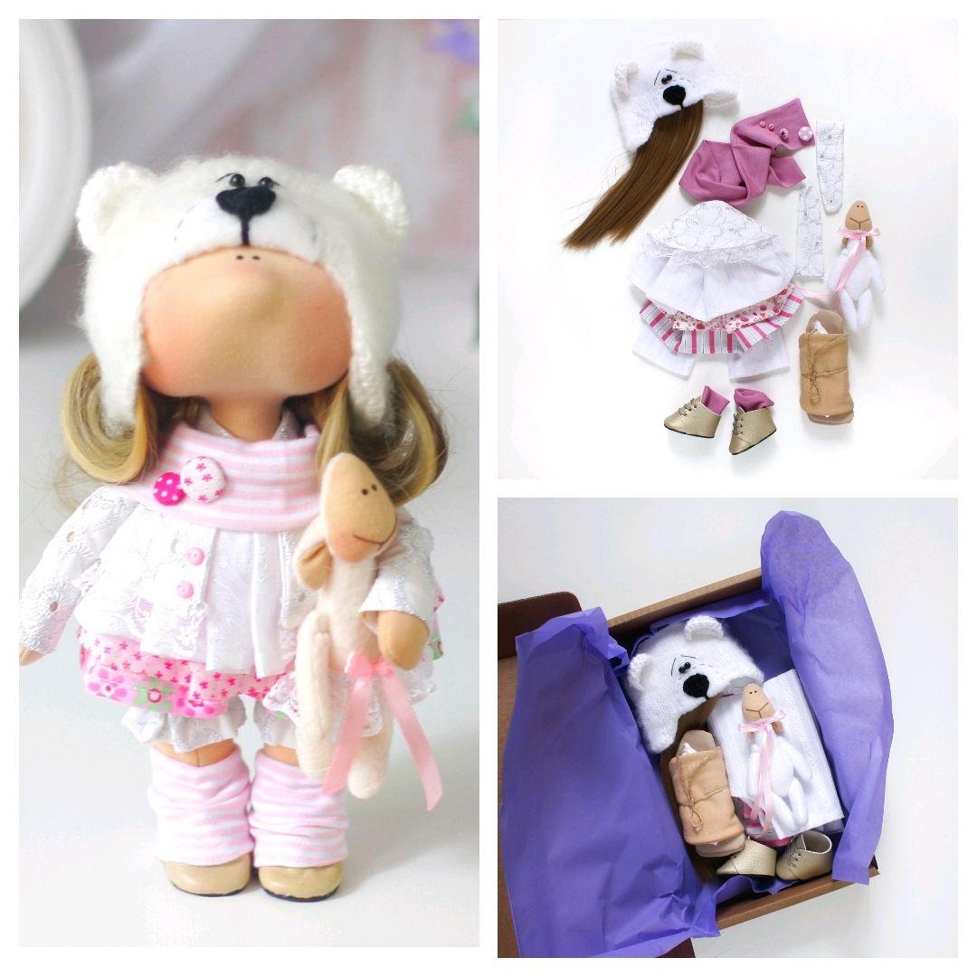 Набор для шитья куклы, Заготовки для кукол и игрушек, Москва,  Фото №1