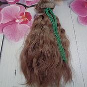 Портретная кукла ручной работы. Ярмарка Мастеров - ручная работа Портретная кукла: волосы. Handmade.