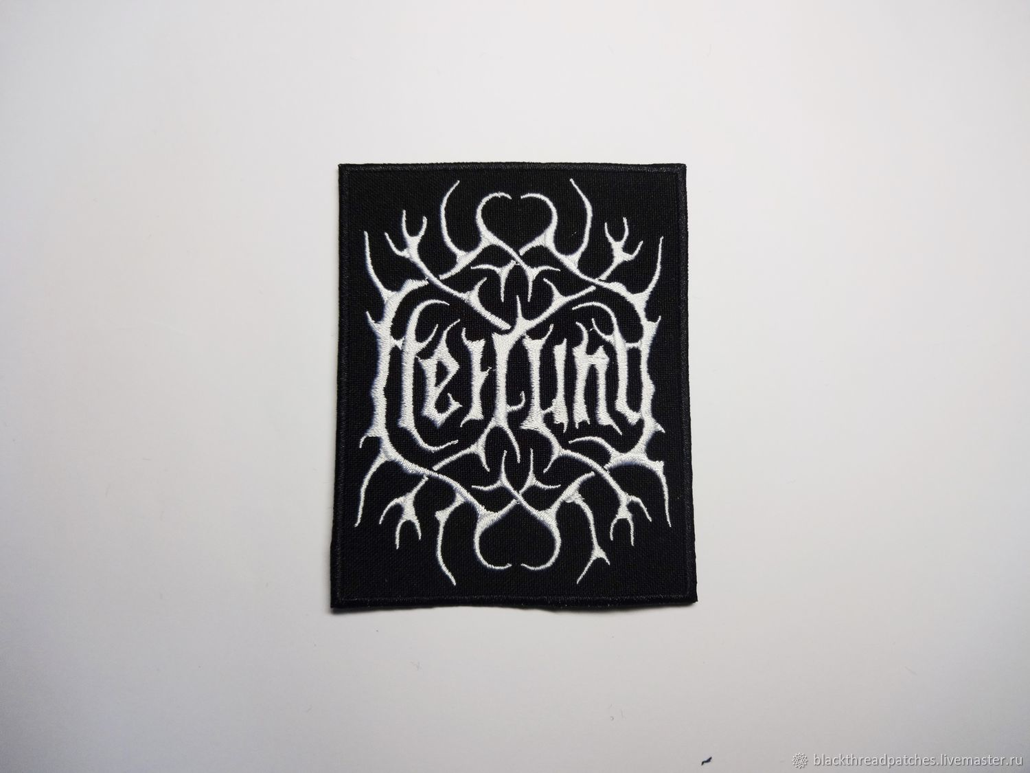 Heilund patch, Patches, St. Petersburg,  Фото №1