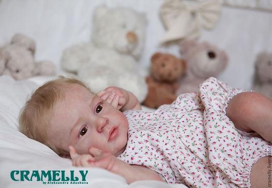 Куклы-младенцы и reborn ручной работы. Ярмарка Мастеров - ручная работа. Купить Снежинка (Mary Ann от Natli Blick). Handmade.
