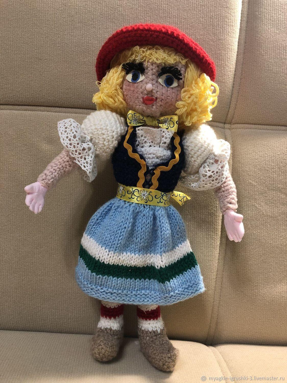 Красная шапочка, Мягкие игрушки, Краснознаменск,  Фото №1