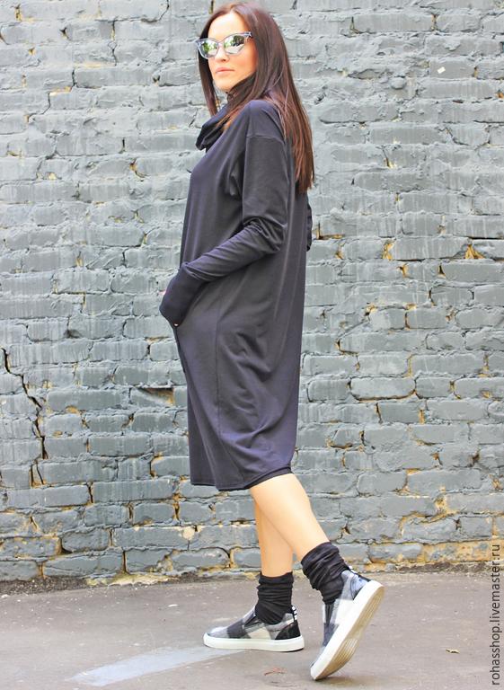 Платье туника длинное с доставкой