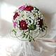 Свадебные цветы ручной работы. Букет невесты из ранункулюсов. Юлия (yuliya-flowers). Интернет-магазин Ярмарка Мастеров. Ранункулюс, букет