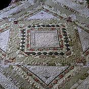 Для дома и интерьера ручной работы. Ярмарка Мастеров - ручная работа Цветы и кружева комплект для спальни. Handmade.