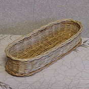Для дома и интерьера handmade. Livemaster - original item Basket for Cutlery serving. Handmade.