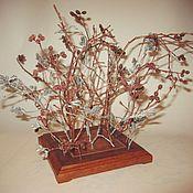 Для дома и интерьера ручной работы. Ярмарка Мастеров - ручная работа Декоративное дерево для украшений.. Handmade.