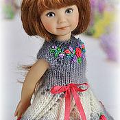 Одежда для кукол ручной работы. Ярмарка Мастеров - ручная работа Платье для любимой куклы. Handmade.