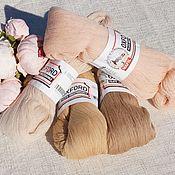 Материалы для творчества handmade. Livemaster - original item Italian Garus for doll hair. Handmade.