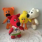 Куклы и игрушки handmade. Livemaster - original item Mimimishki. Handmade.