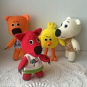 Куклы и игрушки ручной работы. Ярмарка Мастеров - ручная работа Мимимишки. Handmade.