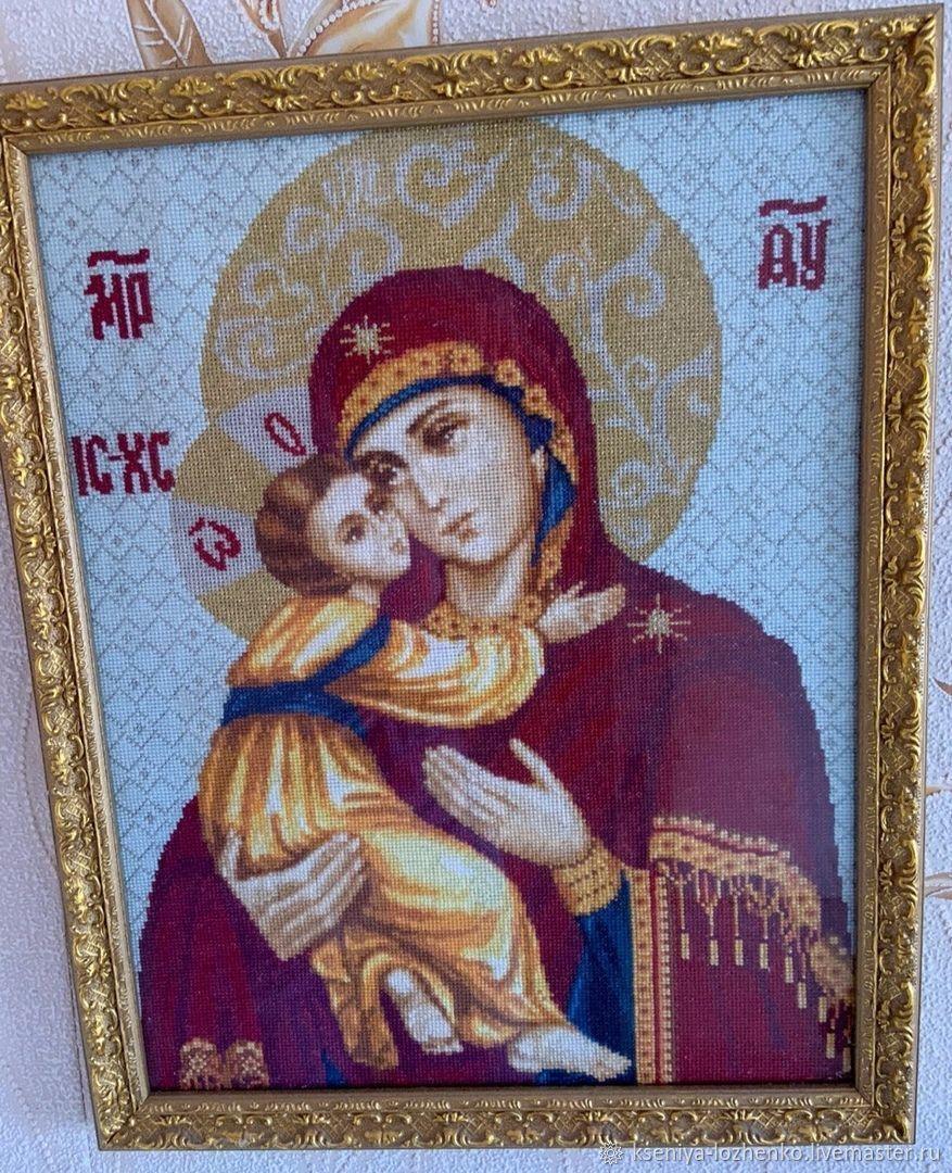 Вышивка крестом, Фоторамки, Краснодар,  Фото №1
