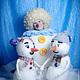 """Карнавальные костюмы ручной работы. Ярмарка Мастеров - ручная работа. Купить Костюм """"Снеговик"""" для карнавала,для аниматоров. Handmade. Белый, аниматор"""