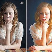 Фото ручной работы. Ярмарка Мастеров - ручная работа Фото под живопись (имитация). Handmade.