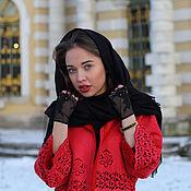 Одежда handmade. Livemaster - original item Women`s coat!The red coat`. Handmade.