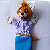 Куклы и игрушки handmade. Livemaster - original item The Cat Fedya. Handmade.