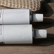 Косметика ручной работы handmade. Livemaster - original item Honey paste for acne, oily skin, 80g. Cranberry/Mug. Handmade.