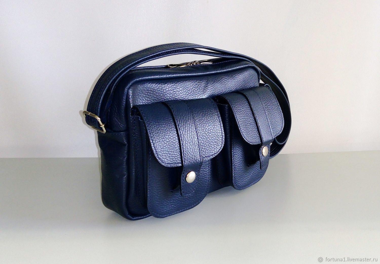 Leather bag 178, Classic Bag, St. Petersburg,  Фото №1