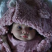Куклы и игрушки ручной работы. Ярмарка Мастеров - ручная работа Брусничинка-кукла реборн. Handmade.