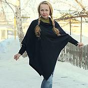 "Одежда handmade. Livemaster - original item Knitted tunic ""chic in the City - 3"". Handmade."