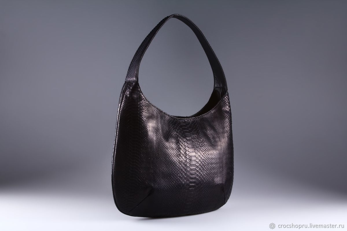 Bag made from Python IMP0512B2, Classic Bag, Moscow,  Фото №1