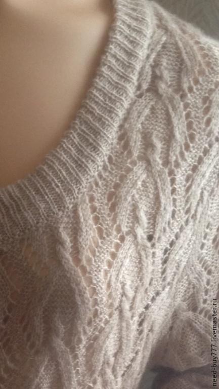 Пиджаки, жакеты ручной работы. Ярмарка Мастеров - ручная работа. Купить Жакет вязаный ,тепло,уют,мягкость.В этой вещи вас обязательно заметят!. Handmade.