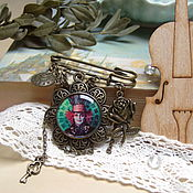 Украшения handmade. Livemaster - original item Brooch Pin Mad Hatter Alice in Wonderland Mad Tea party. Handmade.