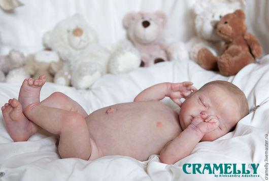 Куклы-младенцы и reborn ручной работы. Ярмарка Мастеров - ручная работа. Купить Реборн Americus от LLE полное тело. Handmade.