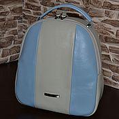 Сумки и аксессуары handmade. Livemaster - original item Backpack genuine leather. Model No. 455. Handmade.