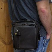 Сумки и аксессуары handmade. Livemaster - original item Bag leather 209. Handmade.