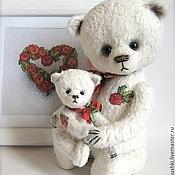 Куклы и игрушки ручной работы. Ярмарка Мастеров - ручная работа Нежность розы. Handmade.