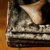 """Материалы для творчества ручной работы. Ярмарка Мастеров - ручная работа Вискоза с шелком """"Оливка с шоколадом"""". Handmade."""