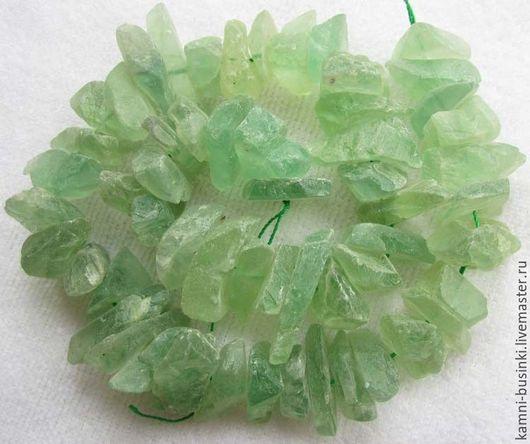 Флюорит 12-22 мм необработанные камни, самородок. Бусины флюорита для колье, флюорит фриформ бусины для браслетов, зеленый флюорит бусины для серег.