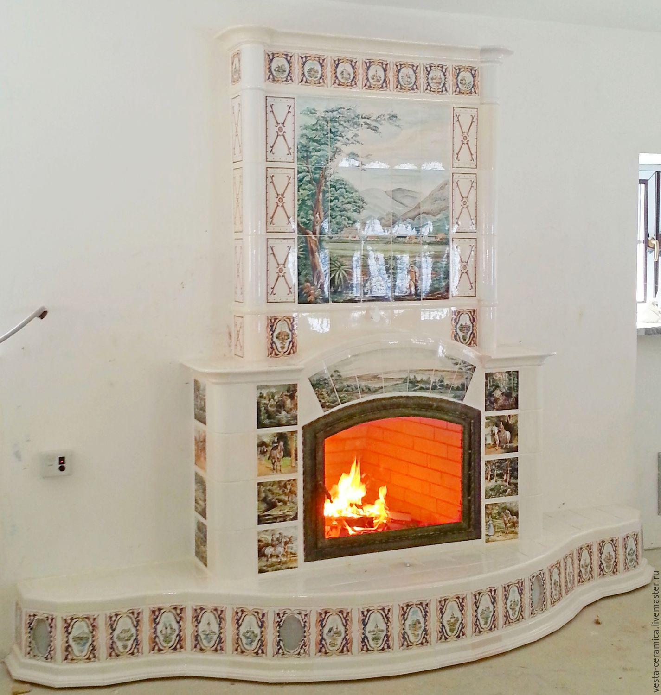 Fireplace 'Malerweg', Fireplaces, Moscow,  Фото №1