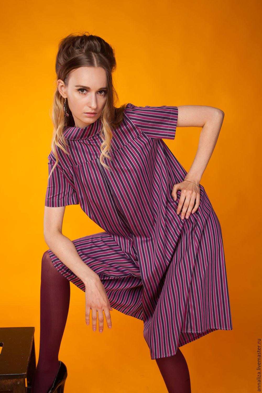 Dress-pantaloons 'Naughty 60' strip, Dresses, Moscow,  Фото №1