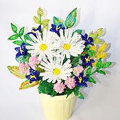 Цветы и флористика handmade. Livemaster - original item Wildflowers.. Handmade.
