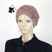 Аксессуары handmade. Livemaster - original item Elegant women`s hat. Four colors. No. №1. Handmade.