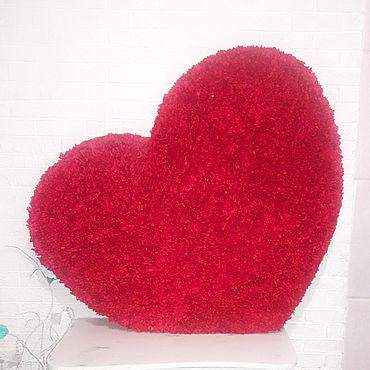 Свадебный салон ручной работы. Ярмарка Мастеров - ручная работа Сердце для свадебной фотосессии. Handmade.