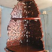 Для дома и интерьера ручной работы. Ярмарка Мастеров - ручная работа полка 3-х ярусная R 487. Handmade.