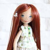 Куклы и игрушки ручной работы. Ярмарка Мастеров - ручная работа Текстильная кукла Конфетка. Handmade.