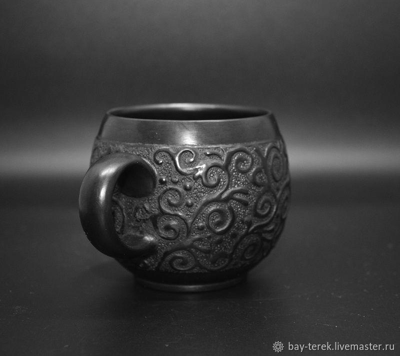 Чашка кофейная керамическая, Кружки и чашки, Чемал,  Фото №1