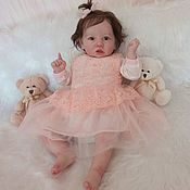 Куклы и игрушки ручной работы. Ярмарка Мастеров - ручная работа Малышка Саския!!!. Handmade.