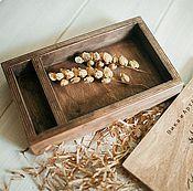 Свадебный салон ручной работы. Ярмарка Мастеров - ручная работа Коробка под фотографии. Handmade.