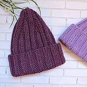 Аксессуары handmade. Livemaster - original item Knitted hat. Handmade.